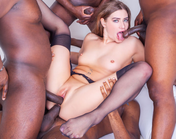 Private HD porn video: Sarah & the Gang