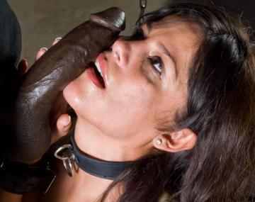 Private HD porn video: Michelle Avanti Enjoys in an Anal Interracial afte being Blindfolded