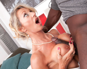 Private HD porn video: MILF Marina Beaulieu Tastes her First Big Black Cock
